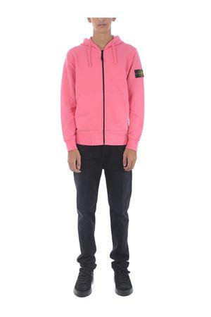 Stone Island sweatshirt in cotton. STONE ISLAND | 10000005 | 64220V0087