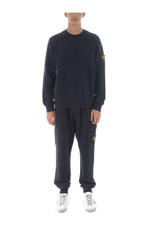 Stone Island jogging trousers in cotton.  STONE ISLAND | 9 | 64520V0020