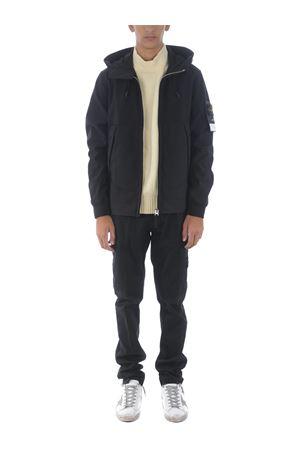 Stone Island soft shell-r jersey jacket STONE ISLAND | 13 | Q0122V0029