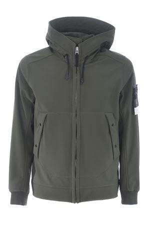 Stone Island soft shell-r jersey jacket STONE ISLAND | 13 | Q0122V0059