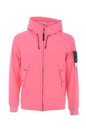 Stone Island soft shell-r jersey jacket STONE ISLAND | 13 | Q0122V0087