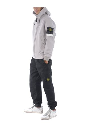 Stone Island soft shell-r jersey jacket STONE ISLAND | 13 | Q0122V0092