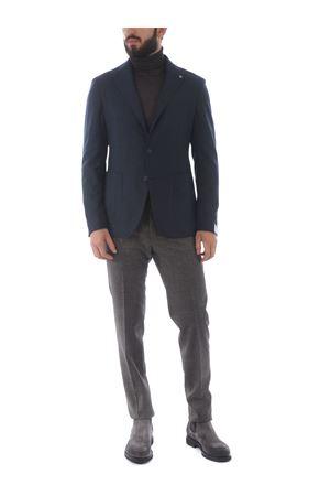 Tagliatore jacket in super 130