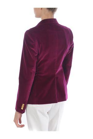 Tagliatore velvet jacket TAGLIATORE | 3 | J-ALICYA10B80054-C1121