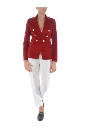 Tagliatore velvet jacket TAGLIATORE | 3 | J-ALICYA10B80054-R1215