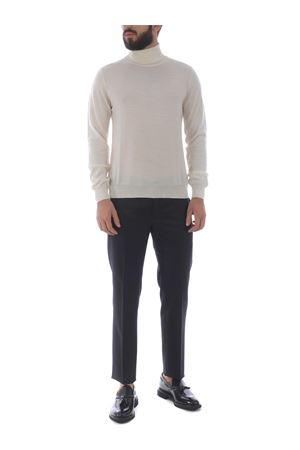 Tagliatore turtleneck in virgin wool TAGLIATORE | 7 | MILES557GSI20-01-005