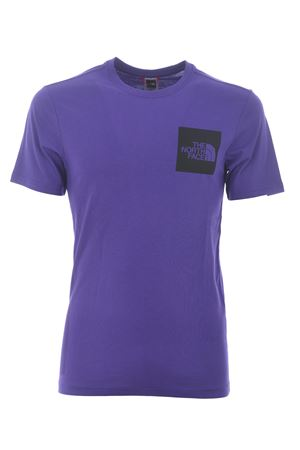 The North Face Fine Tee cotton t-shirt THE NORTH FACE | 8 | NF00CEQ5NL41