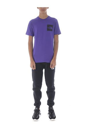 T-shirt The North Face Fine Tee in cotone THE NORTH FACE | 8 | NF00CEQ5NL41