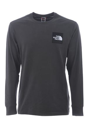 The North Face Boruda LS T-shirt in cotton THE NORTH FACE | 7 | NF0A4C9I0C51