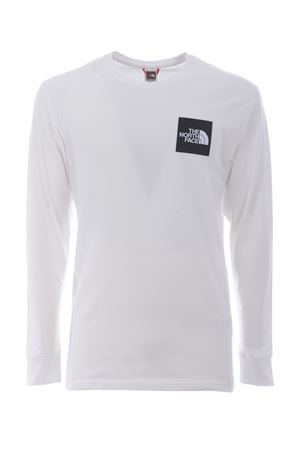 The North Face Boruda LS T-shirt in cotton THE NORTH FACE | 7 | NF0A4C9IFN41