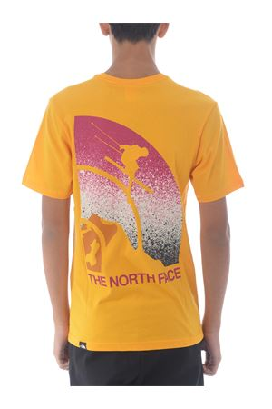 T-shirt The North Face Snow Maven Tee in cotone THE NORTH FACE | 8 | NF0A4M8B56P1