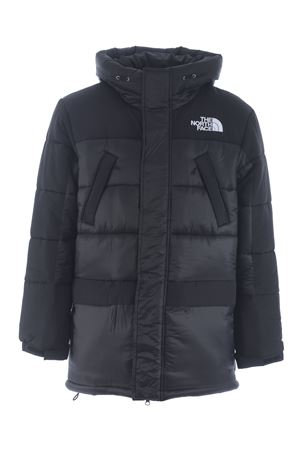The North Face Hmlyn insulated parka jacket in nylon and nylon canvas THE NORTH FACE | 13 | NF0A4QZ5JK31