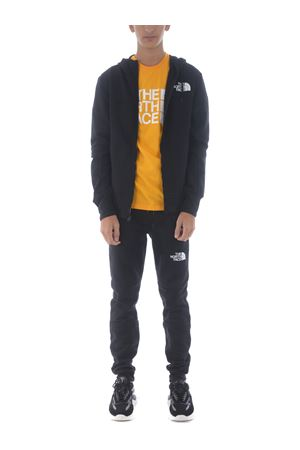 Felpa The North Face  Himalayan Full Zip Hoodie in cotone. THE NORTH FACE | 10000005 | NF0A4SWMJK31