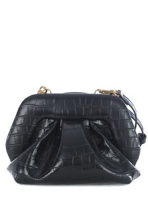 THEMOIRé gea croco bag in crocodile-effect eco-leather THEMOIRE | 31 | TMW20GR1BLACK