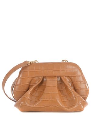 THEMOIRé gea croco bag in crocodile-effect eco-leather THEMOIRE | 31 | TMW20GR2NUT