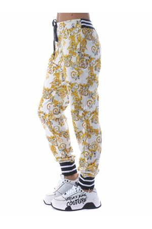 Versace Jeans Couture jogging trousers in cotton VERSACE JEANS | 9 | A1HZA150S0830-003