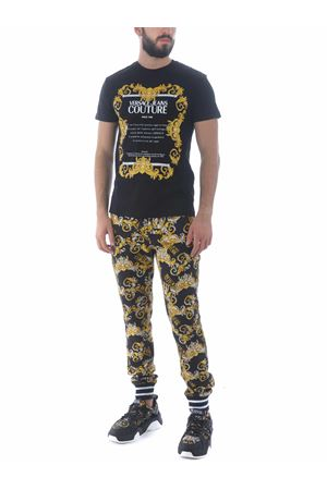 Pantalone jogging Versace Jeans Couture in cotone VERSACE JEANS | 9 | A2GZA114S0830-899