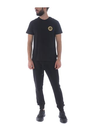 Versace Jeans Couture cotton jogging trousers VERSACE JEANS | 9 | A2GZA1TB30318-K42
