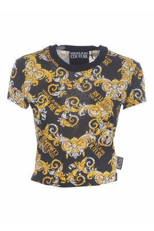 T-shirt Versace Jeans Couture in cotone VERSACE JEANS | 8 | B2HZA709S0831-899