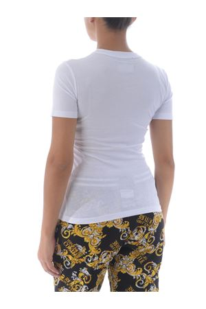 T-shirt Versace Jeans Couture in cotone VERSACE JEANS | 8 | B2HZA7KB30327-003