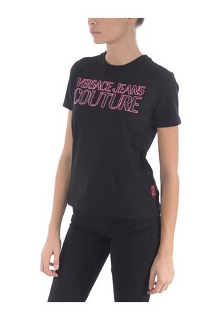 Versace Jeans Couture cotton T-shirt VERSACE JEANS | 8 | B2HZA7KF30327-899