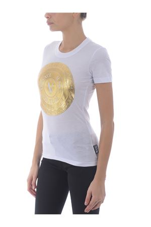 T-shirt Versace Jeans Couture in cotone VERSACE JEANS | 8 | B2HZA7TC30319-K41