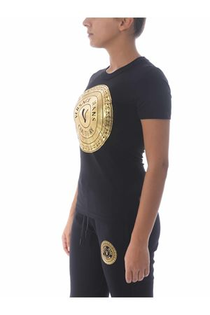T-shirt Versace Jeans Couture in cotone VERSACE JEANS | 8 | B2HZA7TC30319-K42