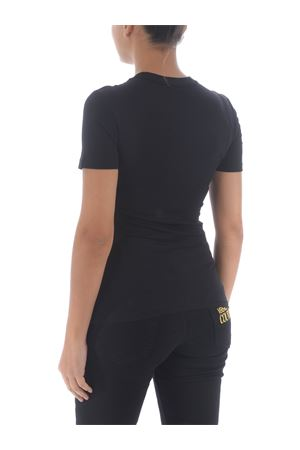 T-shirt Versace Jeans Couture in cotone VERSACE JEANS | 8 | B2HZA7TJ30319-899