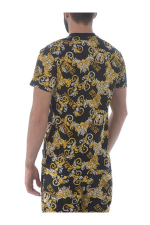 T-shirt Versace Jeans Couture in cotone VERSACE JEANS | 8 | B3GZA7S1S0831-899