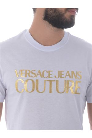 T-shirt Versace Jeans Couture in cotone VERSACE JEANS | 8 | B3GZA7TA30319-K41