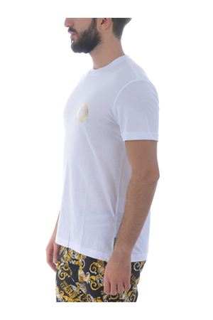 T-shirt Versace Jeans Couture in cotone VERSACE JEANS | 8 | B3GZA7TI30319-K41