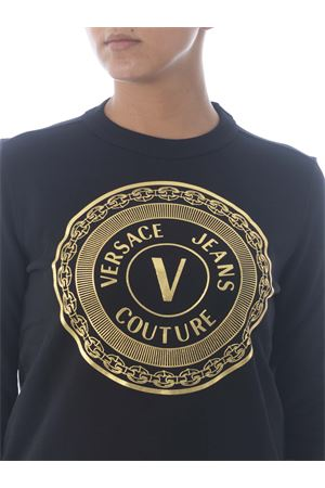 Felpa Versace Jeans Couture in cotone VERSACE JEANS | 10000005 | B6HZA7TX30318-K42