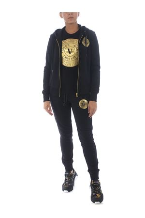 Felpa Versace Jeans Couture in cotone VERSACE JEANS | 10000005 | B6HZA7TY30318-K42