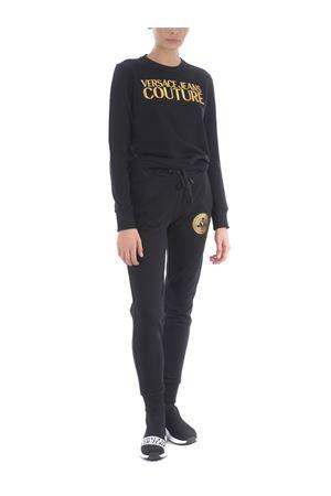 Versace Jeans Couture sweatshirt in cotton. VERSACE JEANS | 10000005 | B6HZA7TZ30318-K42