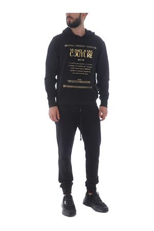 Felpa Versace Jeans Couture in cotone VERSACE JEANS | 10000005 | B7GZA7TP30318-K42
