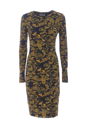 Versace Jeans Couture dress in stretch viscose VERSACE JEANS | 11 | D2HZA431S0840-899