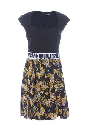Versace Jeans Couture dress in viscose blend