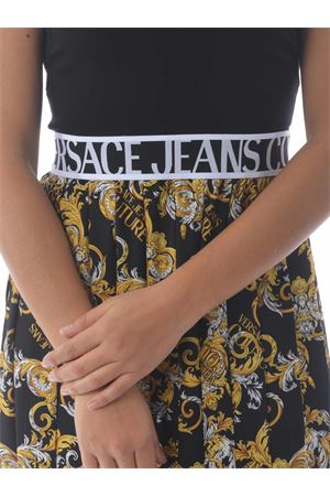 Versace Jeans Couture dress in viscose blend VERSACE JEANS | 11 | D2HZA442S0835-899