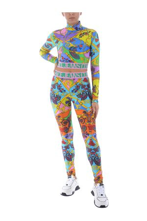 Versace Jeans Couture leggings in lycra VERSACE JEANS | -1927212704 | D5HZA161S0826-445