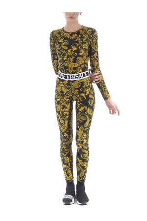 Versace Jeans Couture leggings in lycra VERSACE JEANS | -1927212704 | D5HZA161S0839-899