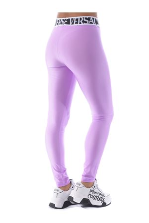 Versace Jeans Couture leggings in lycra