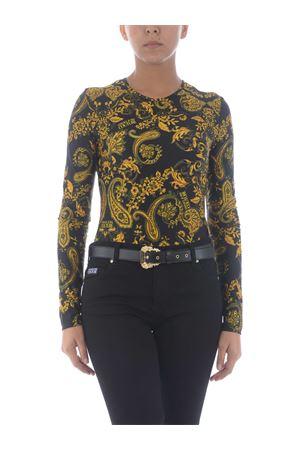 Cintura Versace Jeans Couture in pelle VERSACE JEANS | 22 | D8VZAF0171627-899