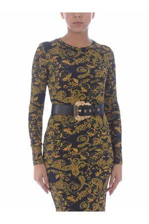 Cintura Versace Jeans Couture in pelle VERSACE JEANS | 22 | D8VZAF0271627-899