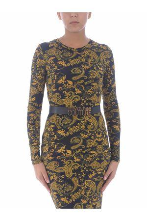 Versace Jeans Couture leather belt VERSACE JEANS | 22 | D8VZAF0971627-899