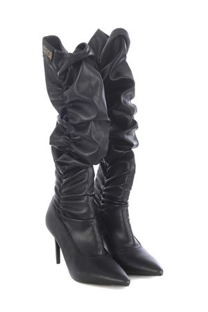 Versace Jeans Couture boot in eco-leather.  VERSACE JEANS | 76 | E0VZAS5571567-899