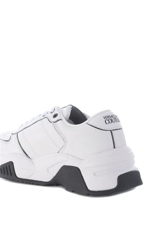 Sneakers low-top Versace Jeans Couture in pelle VERSACE JEANS | 5032245 | E0YZASF871623-003