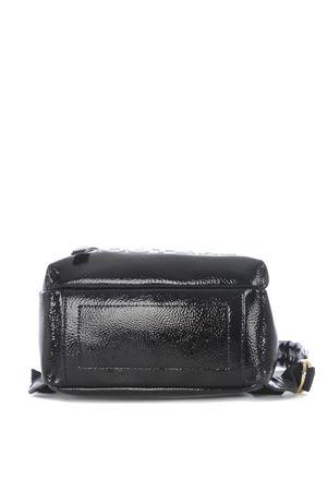 Zaino Versace Jeans Couture in vernice nera. VERSACE JEANS | 10000008 | E1VZABP471412-MI9