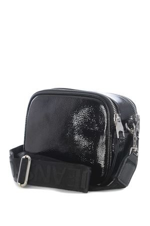Black Versace Jeans Couture crossbody bag in synthetic vinyl VERSACE JEANS | 31 | E1VZABP671412-MH6