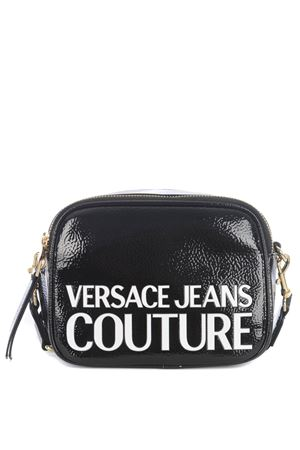 Versace Jeans Couture shoulder bag in patent leather VERSACE JEANS | 31 | E1VZABP671412-MI9