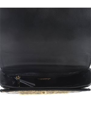 Shoulder bag with buckle by Versace Jeans Couture in calfskin. VERSACE JEANS | 31 | E1VZBBN271735-M12